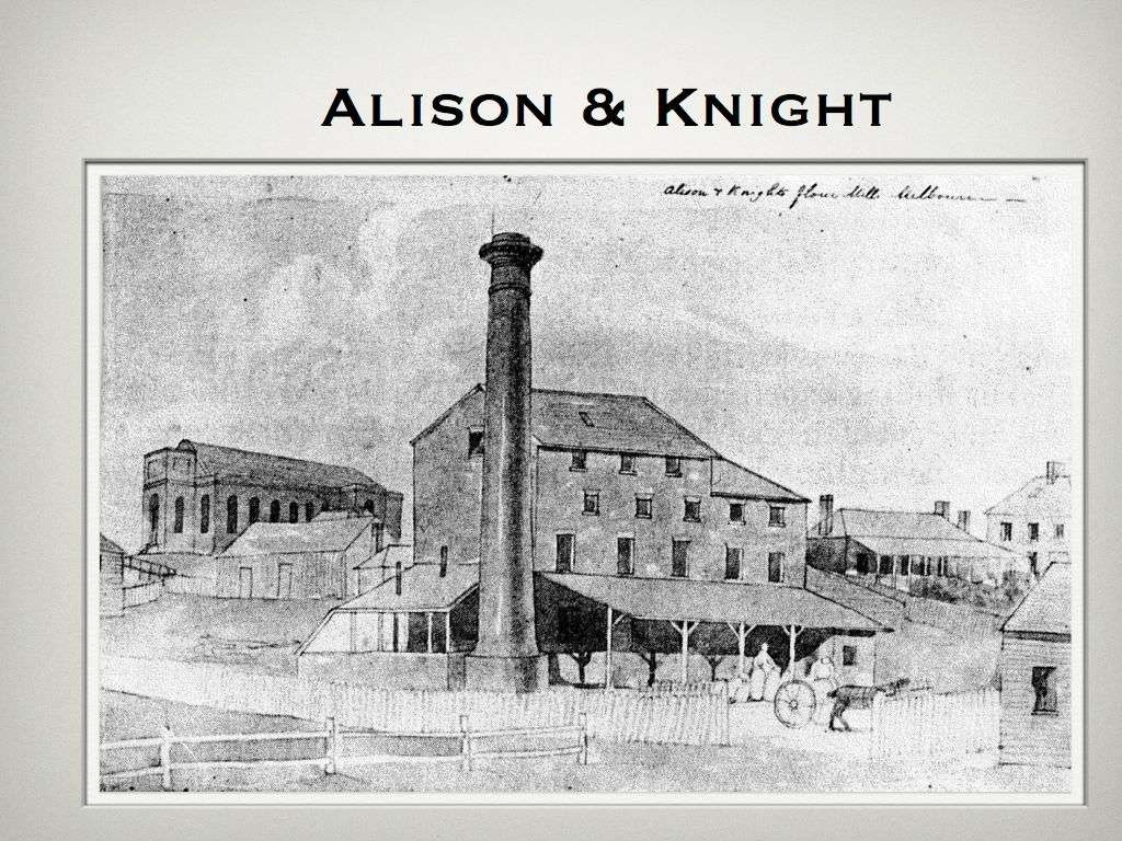 [Alison and Knight's Mill]