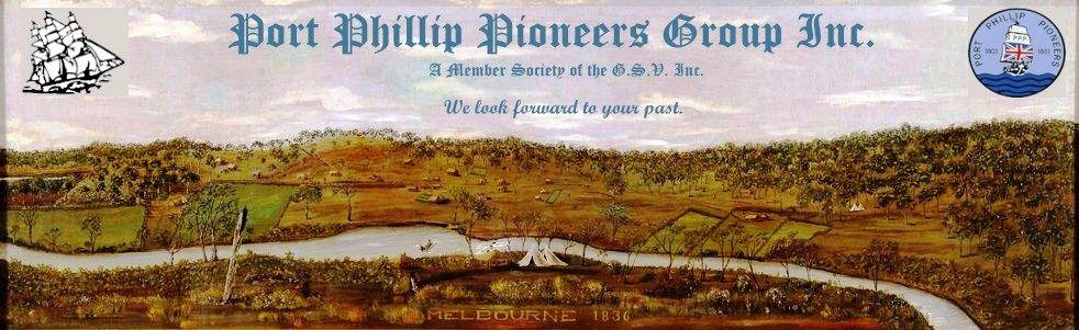 Port Phillip Pioneers Group Inc.