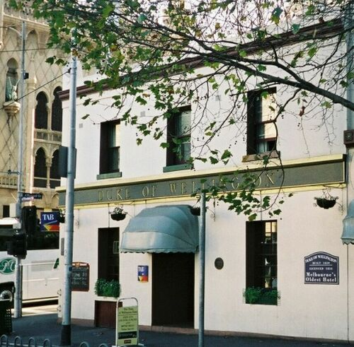 [Duke of Wellington Hotel]